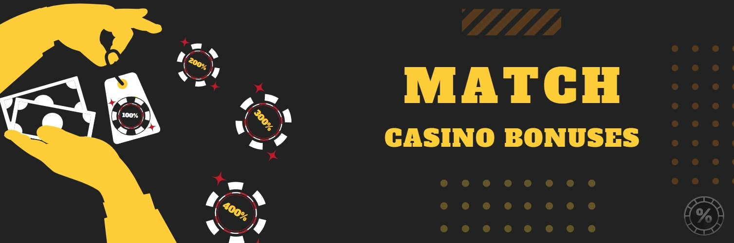 match casino bonus at casinobonuscoupon.com
